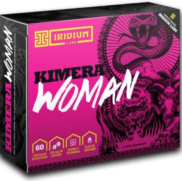 Kimera Woman (60 Caps) - Iridium Labs