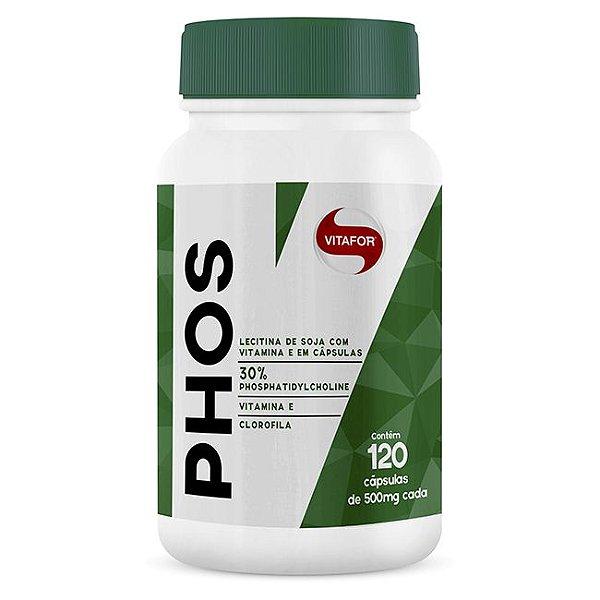 Phos - 120 Caps - Vitafor