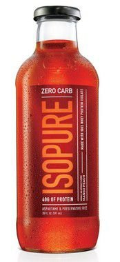 Isopure Drink (591ML) - Nature's Best