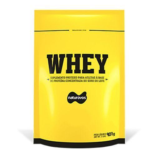 Whey Protein Concentrado (907g) - Naturovos