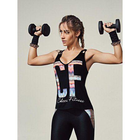 Blusa Regata - Colcci Fitness