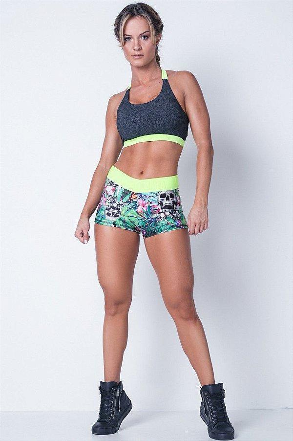 Shorts Labellamafia Crazy Jungle - Labellamafia