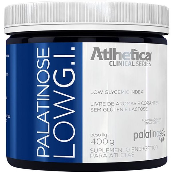 Palatinose Low GI (400g) - Atlhetica Clinical Series