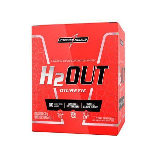 H2Out Diuretic - 30 Sticks de 7g - Integralmédica