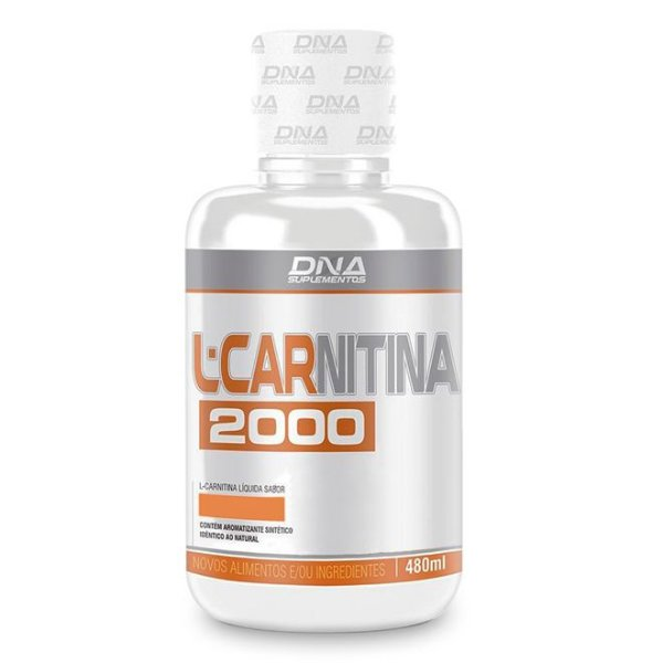 L-Carn 2000mg (480ml) - DNA Suplementos
