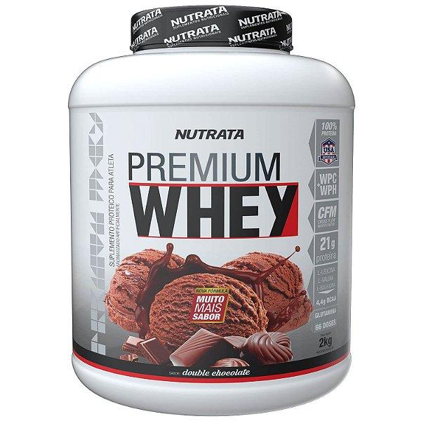 Premium Whey - 2000g - Nutrata