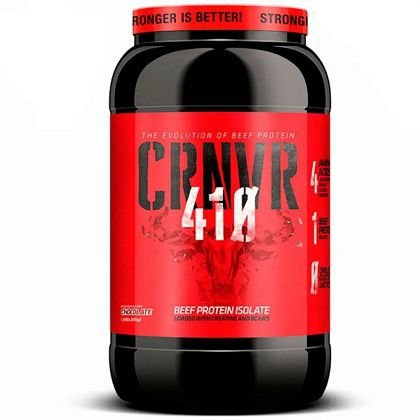 Carnivor 410 Bef Protein Isolate (876g) - CRNVR