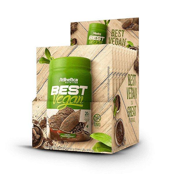 Best Vegan (10unid de 35g)-  Atlhetica Nutrition