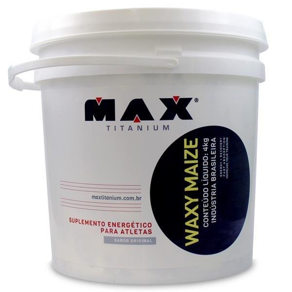 Waxy Maize (4kg) - Max Titanium
