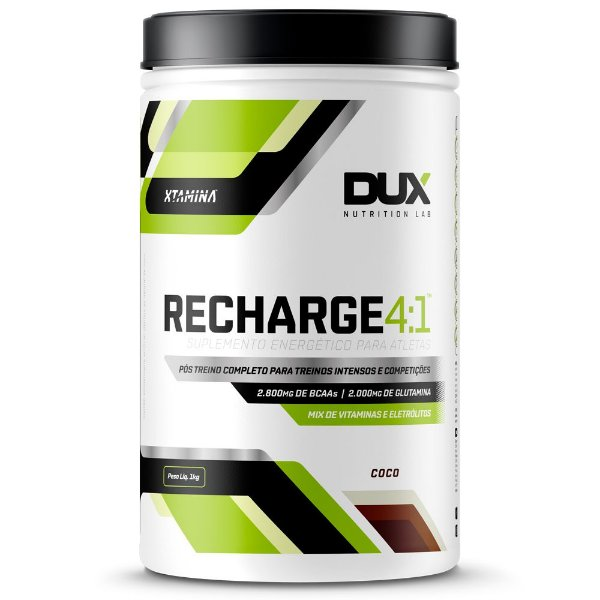 Recharge 4:1 - Pote 1kg - DUX Nutrition