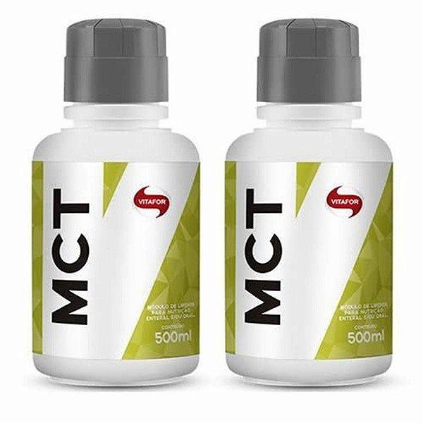 kit 2x mct - 500ML - vitafor