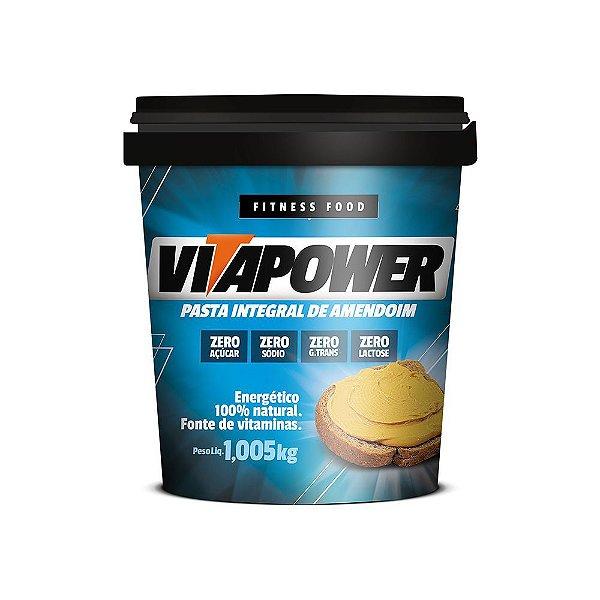 Pasta Integral 1kg - VitaPower