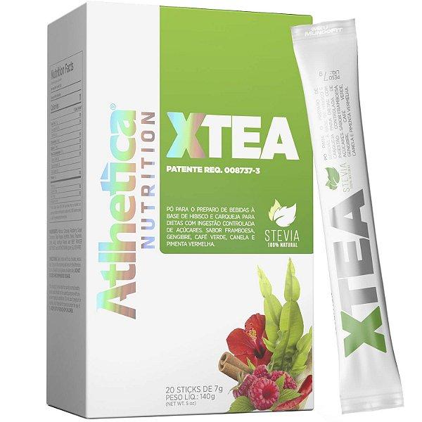 X-TEA  (20 saches) - Atlhetica Nutrition