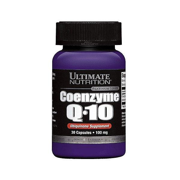 Coenzima Q-10 100 MG (30 Caps) - Ultimate Nutrition