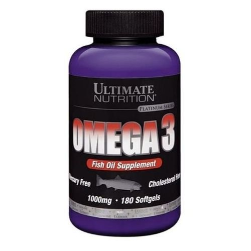 Omega 3 (180 Softgels) - Ultimate Nutrition