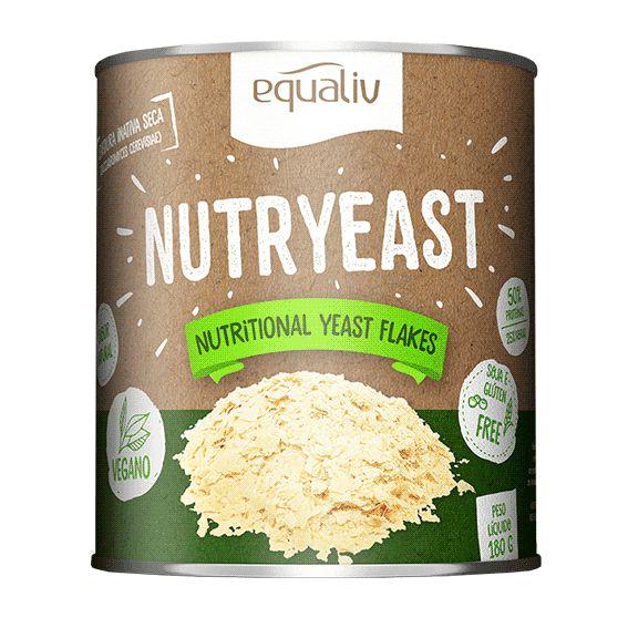 Nutryeast Levedura Nutricional - 180g - Equaliv