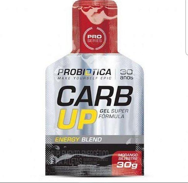 Carbup 1 unidade sabor Morango - Probiótica
