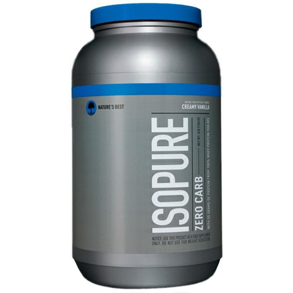 Isopure Zero Carb 1360G Natures Best