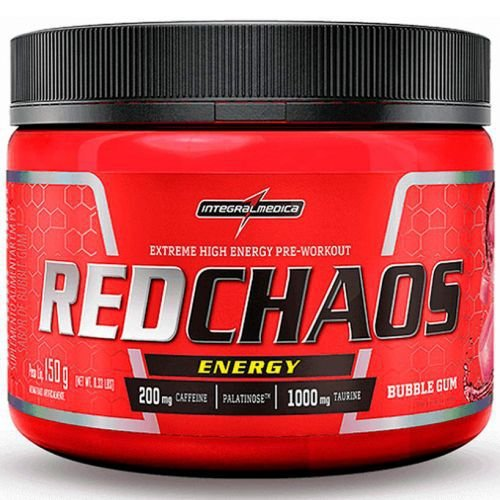 Red Chaos Energy (150g) - Integralmédica