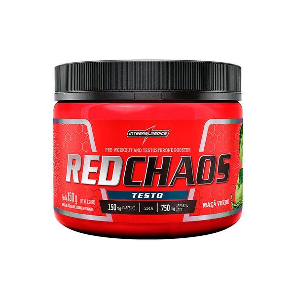 Red Chaos Testo (150g) - Integralmédica