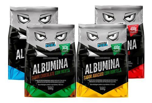 Combo - 2 Kg de Albumina - Proteína Pura