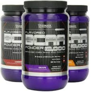 Kit 3x BCAA 12000 Powder (228g) - Ultimate Nutrition