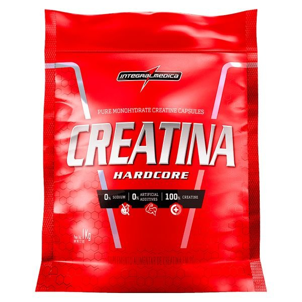 Creatina 1kg - Integralmédica