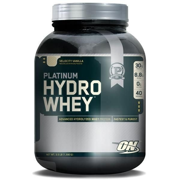Platinum Hydro Whey - 1,5kg (3.31lbs) - Optimum Nutrition
