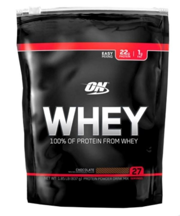 100% ON Whey Protein - 824g - Optimum Nutrition
