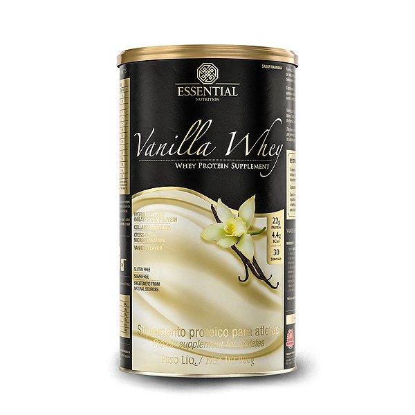 Vanilla Whey - 900g - Essential