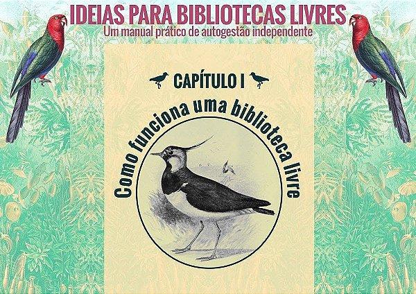 Kit Ideias para Bibliotecas Livres