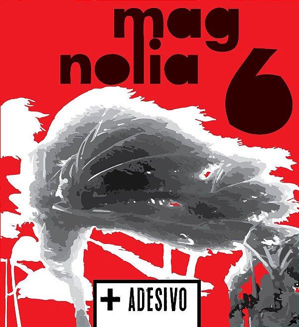 Magnolia Zine (número 06) + Adesivo