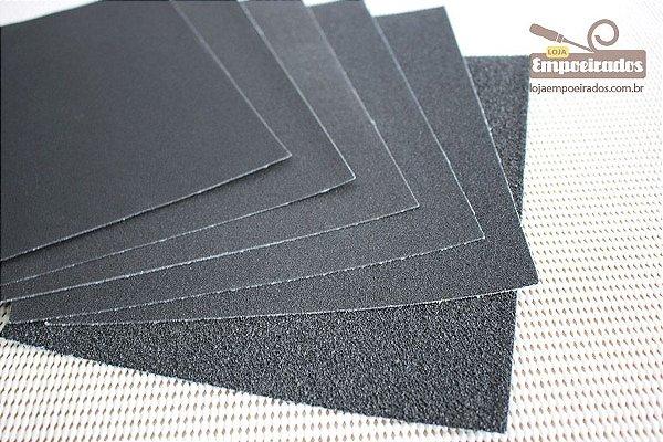 Kit Sortidos de Lixas Bosch para Metal - 36, 60, 80, 100, 120 e 150 grãos - 12 lixas
