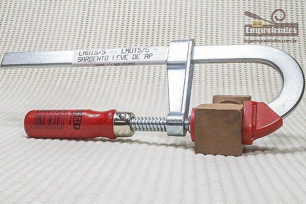 Grampo Leve Bessey Arco de Rosca Fuso 150mm - LMU15/5