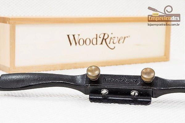 Plaina de Contorno Spokeshave Luxo - WoodRiver
