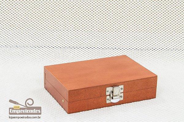 Kit Brocas Escareadoras + Limitadores com 7 Medidas Luxo - WoodRiver