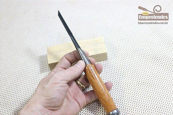 Formão Japonês de Madeira TopMan Chisel - 3mm