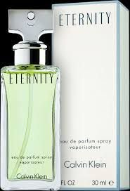 "PERFUMES IMPORTADOS ""ETERNITY ""FEM. 100  ML"