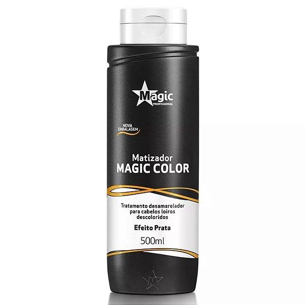 3b48ef956 Magic Color Matizador Tradicional Efeito Prata 500ml - Dama Cosméticos