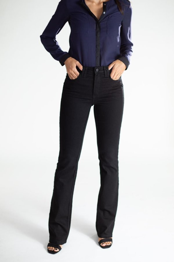 Calça Jeans Boot Cut - Los Angeles