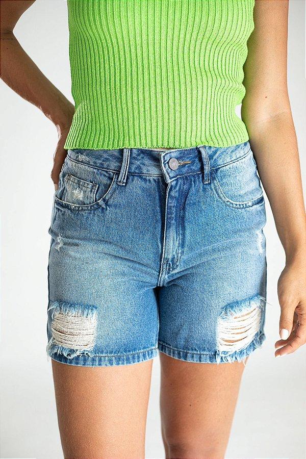 Shorts Jeans - Algarve