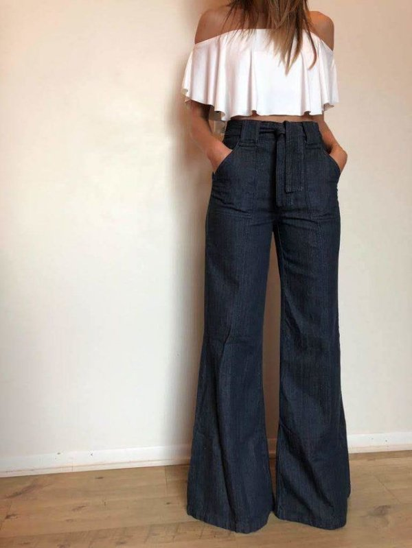 Pantalona Jeans - New York