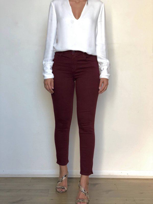 Calça Jeans Skinny - Berna - Santé Denim