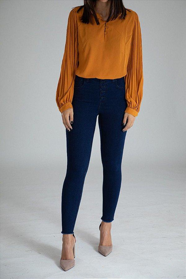 Calça Jeans Skinny - Algarve - Santé Denim