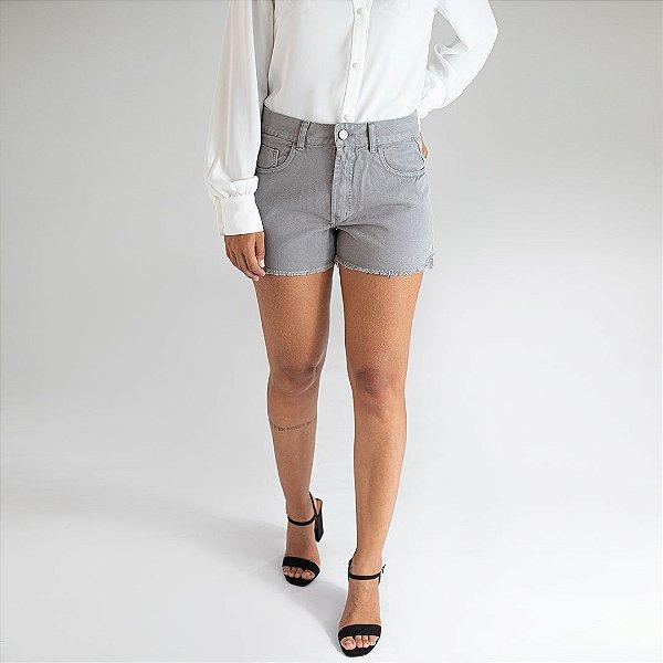 Shorts Sarja Cinza - Soweto