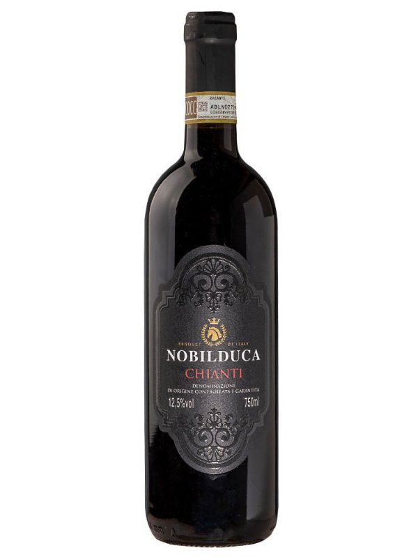 NOBILDUCA CHIANTI DOCG VINHO ITALIANO TINTO 750ML