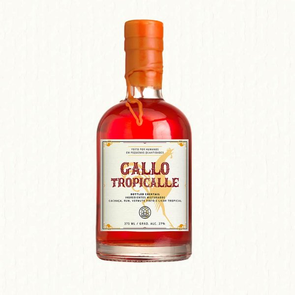 APTK GALLO TROPICALLE ( RABO DE GALO) 375ML