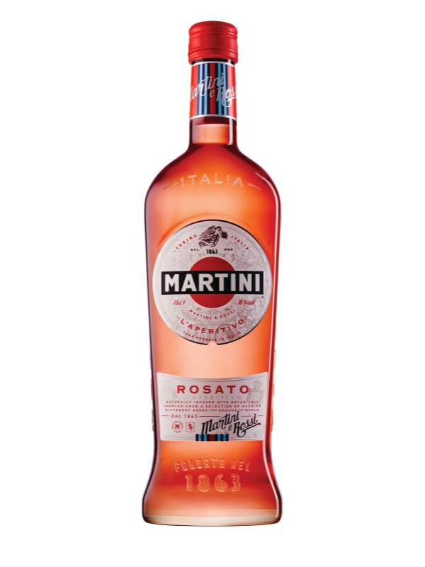 MARTINI ROSATO VERMOUTH NACIONAL 750ML