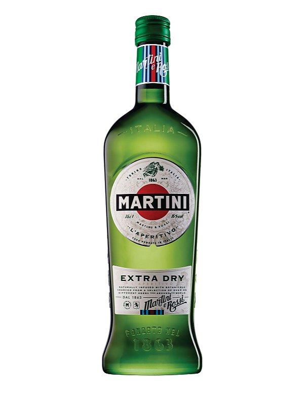 MARTINI EXTRA DRY VERMOUTH NACIONAL 750ML