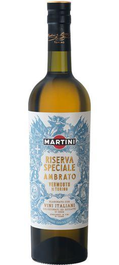 MARTINI RISERVA AMBRATO VERMOUTH ITALIANO 750ML